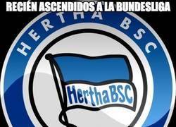 Enlace a Recién ascendidos a la Bundesliga