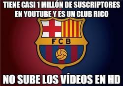 Enlace a Tiene casi 1 millón de suscriptores en Youtube y es un club rico