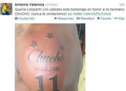 Enlace a La amistad va más alla del fútbol... Gran ejemplo de Valencia