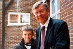 Enlace a Bale orejas de soplillo y Ferguson unos años atrás