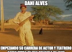 Enlace a El pasado de Dani Alves