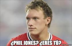 Enlace a ¿Jones saliendo bien en una foto?