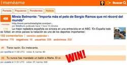 Enlace a Una buena respuesta para Mireia Belmonte