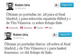 Enlace a Así está el periodismo deportivo en este país por @rubenuria