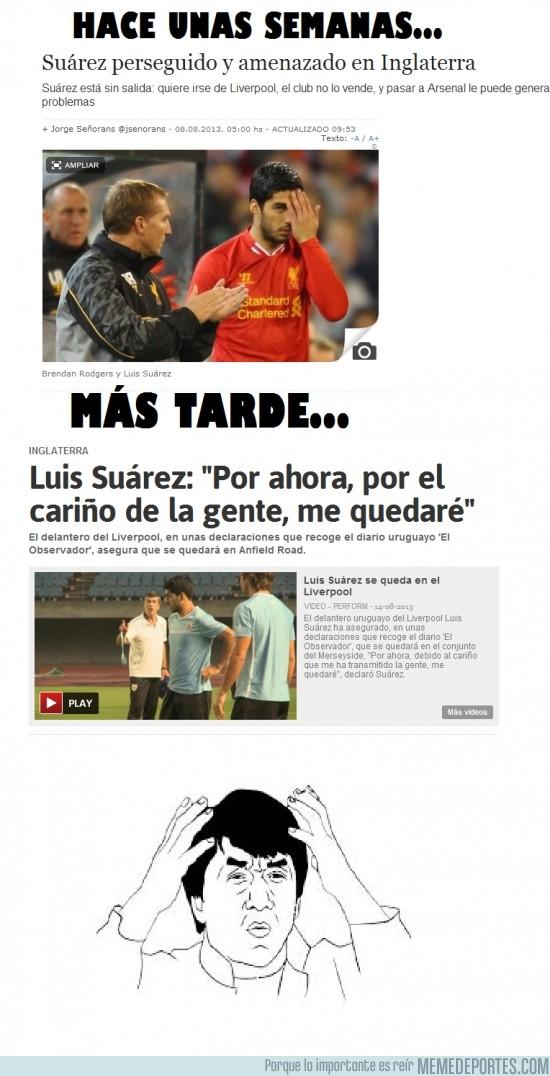 175574 - Suárez se queda en el Liverpool