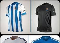 Enlace a Las camisetas de la Liga ¿Cuál es la más fea?