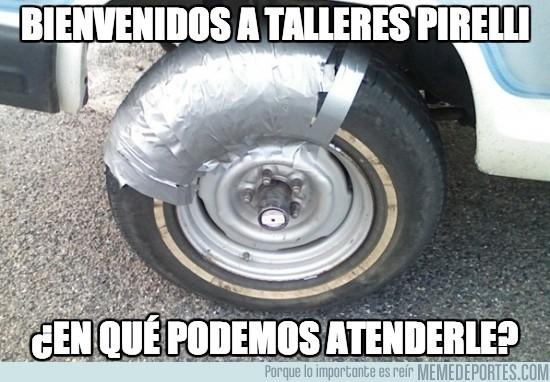 176037 - Bienvenidos a Talleres Pirelli