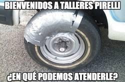 Enlace a Bienvenidos a Talleres Pirelli