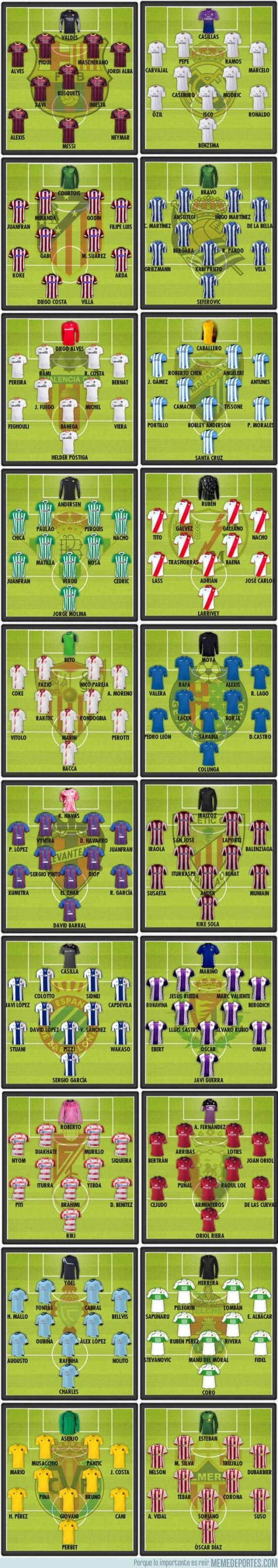 176303 - Los Once más esperados para la Liga