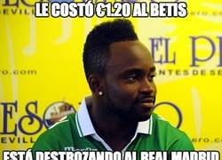 Enlace a Le Costó €1.20 Al Betis