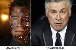 Enlace a Ancelotti da un poco de miedo