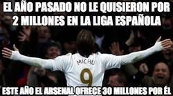 Enlace a El año pasado no le quisieron por 2 millones en la Liga española