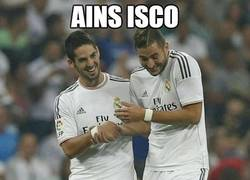 Enlace a Ains Isco