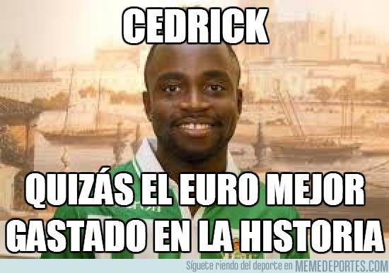177104 - Cedrick, el euro mejor gastado en la historia
