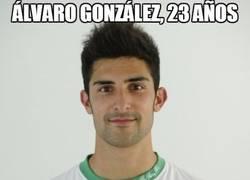 Enlace a Álvaro González, 23 años