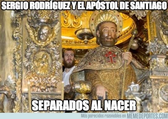 177416 - Sergio Rodríguez vs Apóstol de Santiago