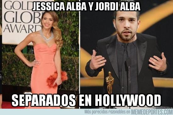 177878 - Jessica Alba y Jordi Alba