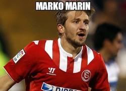 Enlace a Marko Marin, triunfando en la Europa League