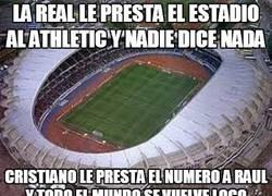Enlace a La Real le presta el estadio al Athletic y nadie dice nada