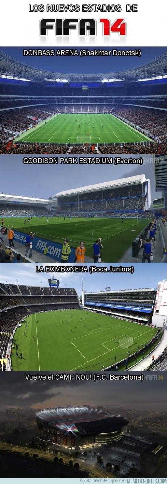 178769 - Los nuevos estadios del FIFA 14