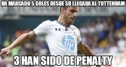 Enlace a Ha marcado 5 goles desde su llegada al Tottenham