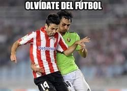Enlace a Olvídate del fútbol