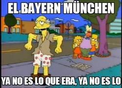 Enlace a El Bayern München ya no es lo que era
