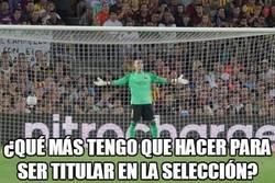 Enlace a Pues tal como está Casillas, deberías serlo