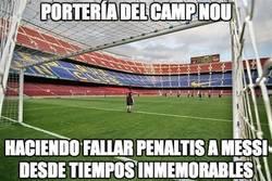 Enlace a Portería del Camp Nou