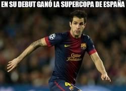 Enlace a En su debut ganó la supercopa de España