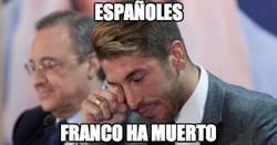 Enlace a Españoles, Franco ha muerto