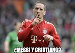 Enlace a Mejor jugador de Europa: Ribéry