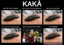 Enlace a Cómo se ve Kaká
