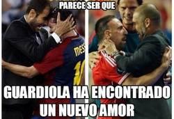 Enlace a Parece ser que Guardiola ha encontrado un nuevo amor