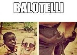 Enlace a Recuerdos de infancia de Balotelli