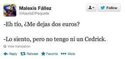 Enlace a ¿Eh tío, me dejas dos euros? por @AlexisElPaquete