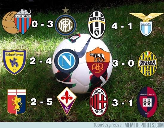 182186 - La Serie A está interesante este inicio de liga