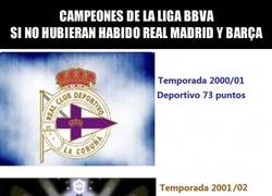 Enlace a La Liga BBVA sin Madrid ni Barça