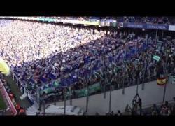 Enlace a VÍDEO: Las aficiones del Espanyol y Betis, hermanadas por Miki Roque