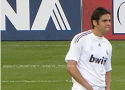 Enlace a Resumen de los 4 años de kaká en el Madrid