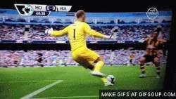 Enlace a GIF: ¿Fail o dribling de Hart?