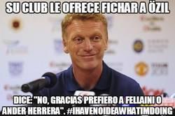 Enlace a Su club le ofrece fichar a Özil