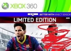 Enlace a Ésta es la solución de EA para su portada de FIFA14 por @Juezcentral
