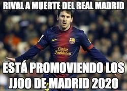 Enlace a Es rival a muerte del Real Madrid