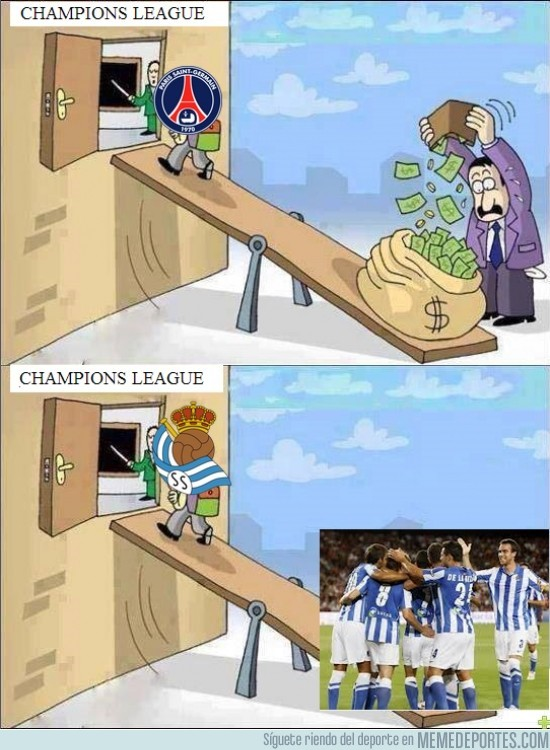 183157 - Lo que realmente necesitan algunos equipos para entrar en Champions