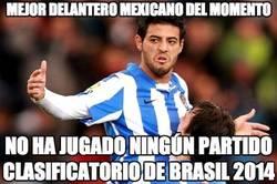 Enlace a Mejor delantero mexicano del momento