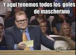 Enlace a Y aquí tenemos todos los goles de Mascherano con el Barça