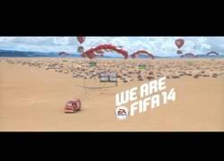 Enlace a VÍDEO: Nueva Promo de FIFA 14. Venga que ya queda menos