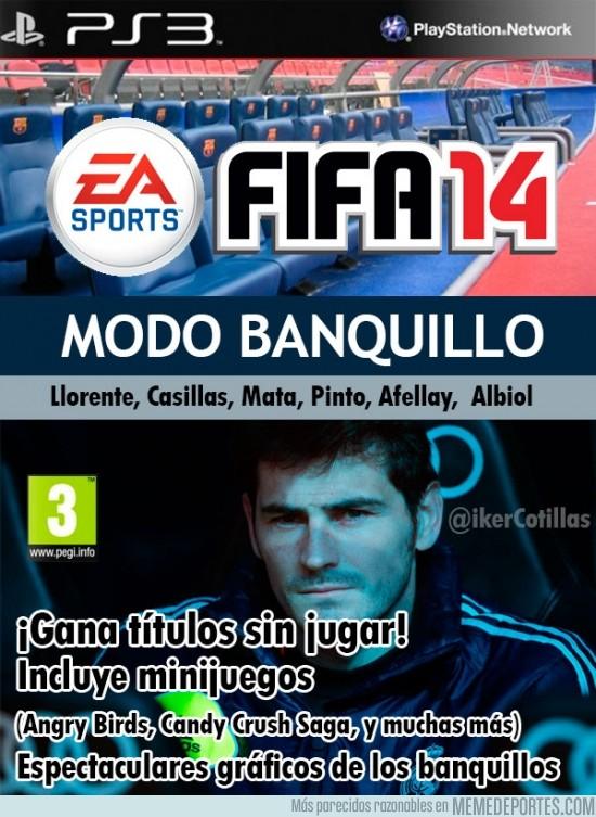 184160 - Nuevo FIFA14 por @ikerCotillas
