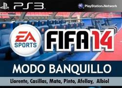 Enlace a Nuevo FIFA14 por @ikerCotillas